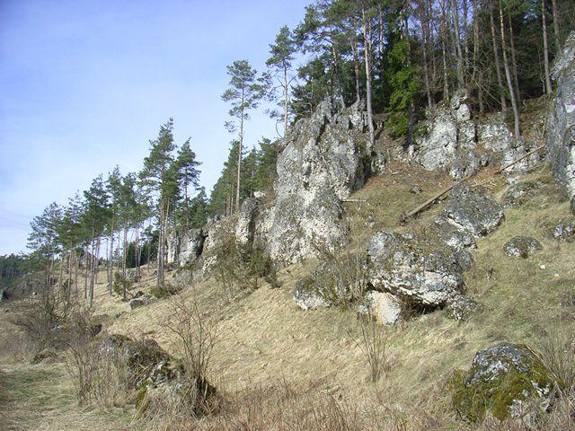 Bild - Felsen im Paradiestal