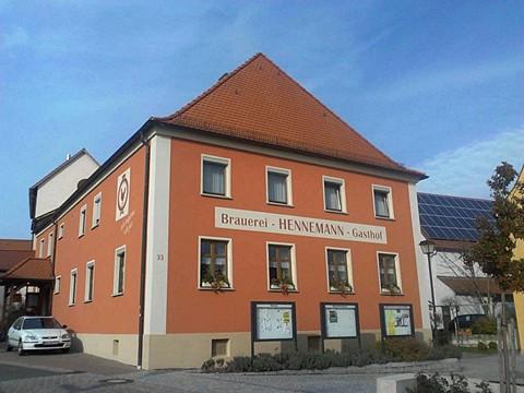 2012-11-01 Brauerei Hennemann Sambach
