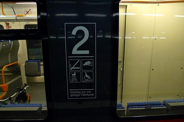 S-Bahn Abstellplatz