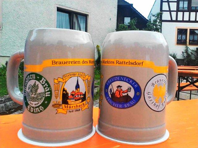 Rattelsdorfer Brauereifest 2012