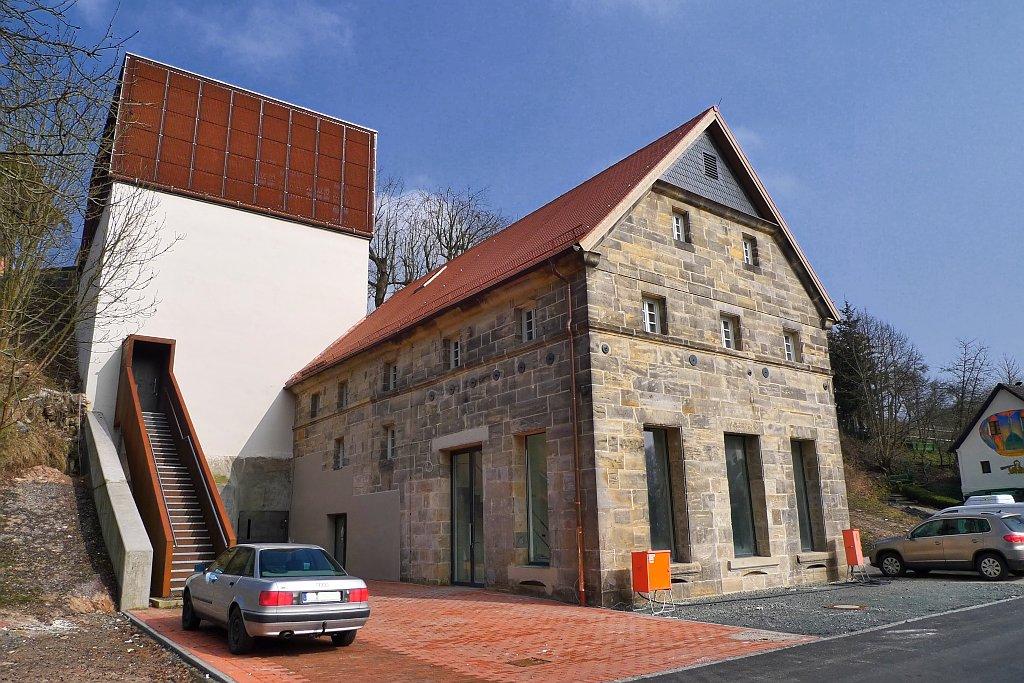 Brauhaus, Bräuwerck, Neudrossenfeld