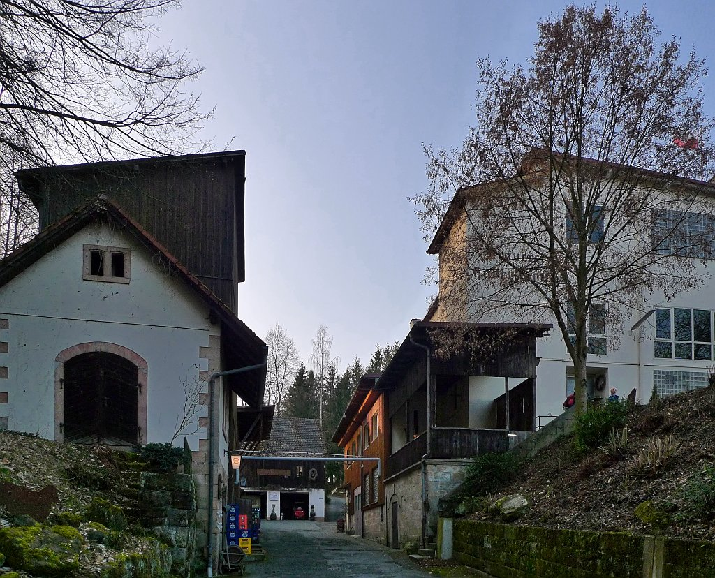 Brauerei Haberstumpf, Trebgast