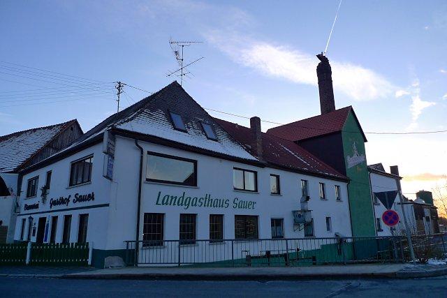 ehem. Brauerei Sauer, Gunzendorf