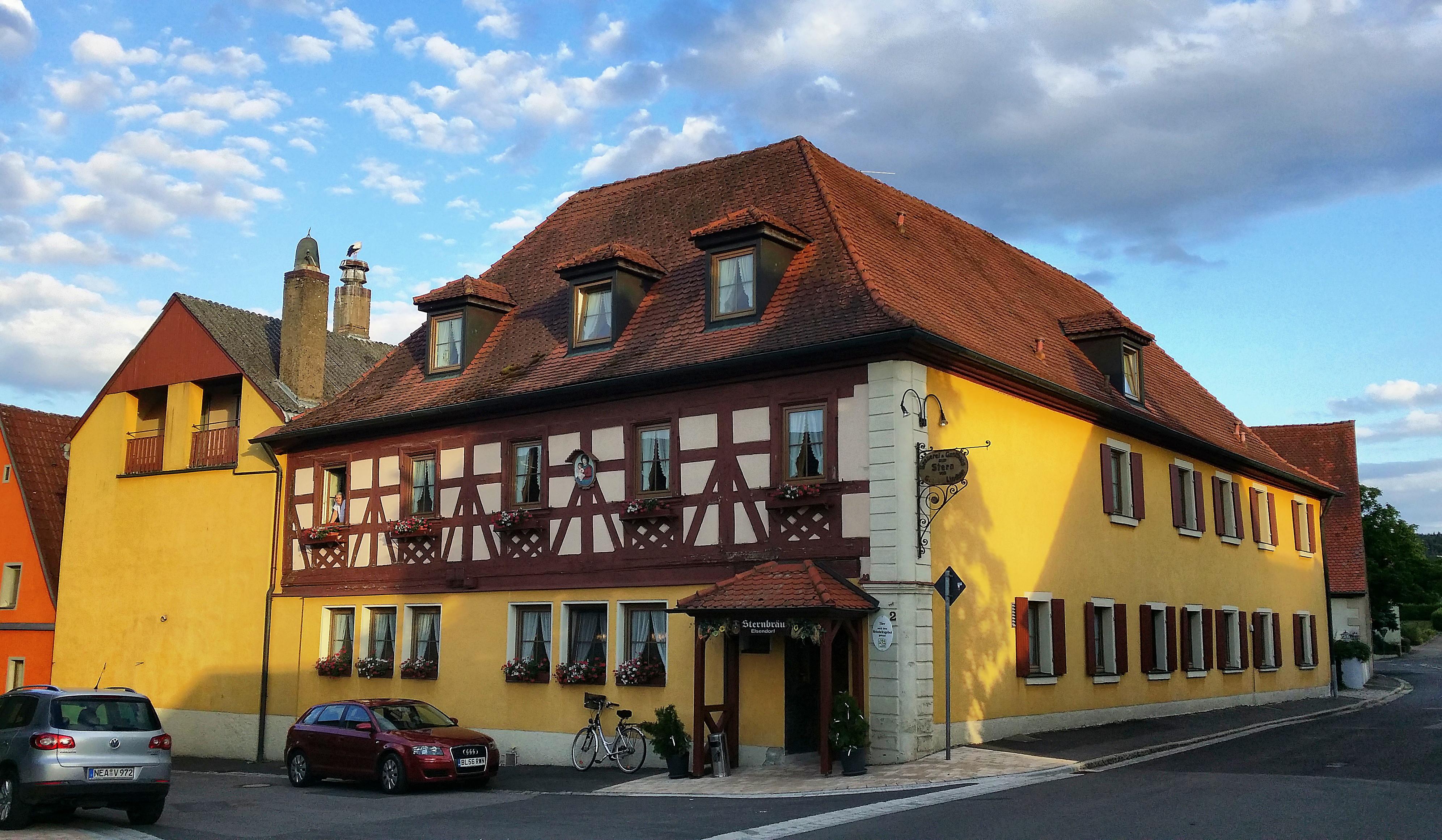 Sternbräu in Elsendorf